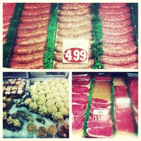Photo taken at Springfield Butcher by Jack P. on 8/4/2012