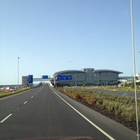 Photo taken at Rental Car Terminal by M C S. on 4/29/2012