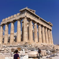 Photo taken at Acropolis of Athens by Kirill O. on 7/30/2012