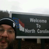 Photo taken at Tennessee Welcome Center — I-40 WB by Ward C. on 2/16/2012