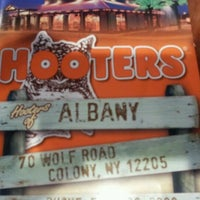 Photo taken at Hooters by Max on 7/27/2012