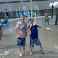 Photo taken at Salvation Army Kroc Center by Mark S. on 8/25/2012