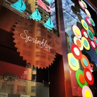 Photo taken at Sprinkles Cupcakes by Bret C. on 7/21/2012