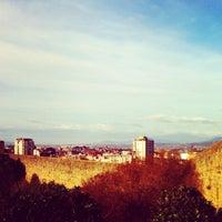 Photo taken at Facultat Lletres Universitat de Girona by annamontal on 4/21/2012