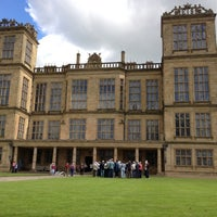 Photo taken at Hardwick Hall by Ashley D. on 7/12/2012