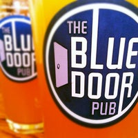 Photo taken at The Blue Door Pub by Bryan K. on 4/12/2012