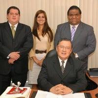 Photo taken at Serrano & Alvia, Consultores Juridicos by Wester A. on 6/12/2012