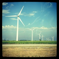 Photo taken at Meadow Lake Wind Farm by zulie💭 on 6/28/2012