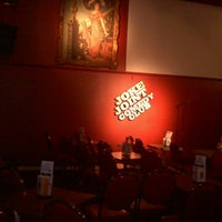 Photo taken at Joke Joint Comedy Club by Nathan F. on 4/26/2012