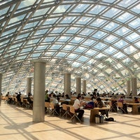 Photo taken at Joe and Rika Mansueto Library by Daniel D. on 6/2/2012