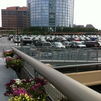 Photo taken at Parking Terrace C by Kellee L. on 7/14/2012