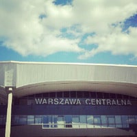 Photo taken at Warszawa Centralna by Magdalena K. on 9/9/2012