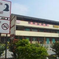 Photo taken at Sekolah Agama Menengah Batu 10 Cheras by Atiqah S. on 9/2/2012