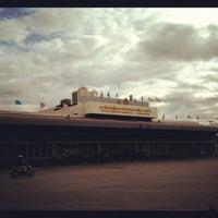 Photo taken at Nakhon Ratchasima Bus Terminal 2 by Sasithorn C. on 9/4/2012