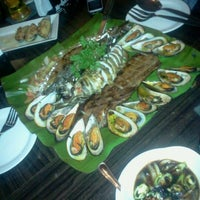 Photo taken at Restorante La Capre by Lanz A. on 2/28/2012