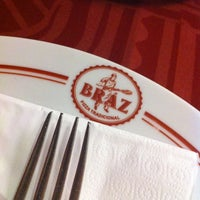 Photo taken at Bráz Pizzaria by Gustavo G. on 7/25/2012
