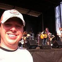 Photo taken at Bama Jam Music Festival by Rockin' R. on 6/15/2012