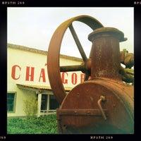 Photo taken at Chá Gorreana by Viktor E. on 3/16/2012