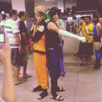 Photo taken at Anime Jungle Party by Deize on 7/9/2012
