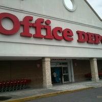 Photo taken at Office Depot by Bryan V. on 8/30/2012