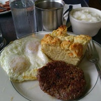 Photo taken at Sam's Morning Glory Diner by Edgar F. on 1/8/2012