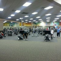 Photo taken at LA Fitness by Sameer S. on 12/16/2011