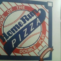 Photo taken at Home Run Pizza by Sapo L. on 11/5/2011
