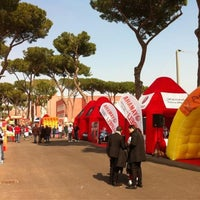 Photo taken at Cuore Sole Village by AS Roma by As Roma on 3/4/2012
