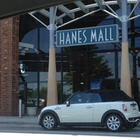 Photo taken at Hanes Mall by Anderson T. on 6/16/2012
