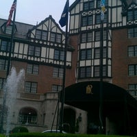 Photo taken at The Hotel Roanoke & Conference Center - Curio - A Collection by Hilton by Gary A. on 9/3/2012