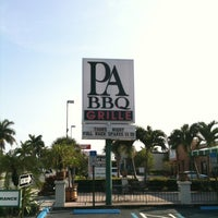 Photo taken at Park Avenue BBQ & Grille of West Palm Beach by Freddie K. on 6/14/2012