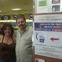 Photo taken at Triad Lanes by Bert W. on 7/21/2012