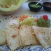Photo taken at Frida Mexican Restaurant by Jennafer C. on 5/7/2012