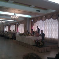 Photo taken at Coratim Events Hall by George C. on 7/7/2012