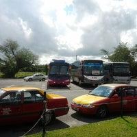 Photo taken at Kuching Bus Terminal by Kisa D. on 1/22/2012