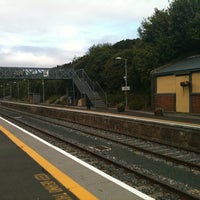 Photo taken at Wicklow Railway Station by Steven O. on 7/26/2011