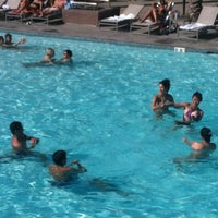 Photo taken at Coronado North Pool by Valerie M. on 9/4/2011