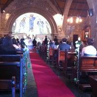 Photo taken at Iglesia de Piedra by Jorge M. on 2/18/2012