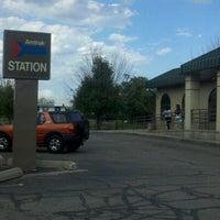 Photo taken at Detroit Amtrak Station (DET) by Lloyd K. on 6/22/2012