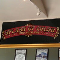 Photo taken at Splash of Color by Stephen A. on 7/12/2011