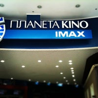 Photo taken at Планета Кіно IMAX by Michael B. on 1/30/2012