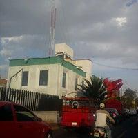 Photo taken at Glorieta Nezahualcoyotl by Miguel Angel C. on 3/19/2012