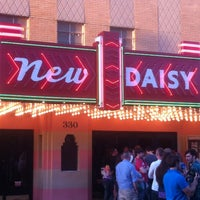 Photo taken at New Daisy Theatre by daniel s. on 3/22/2012