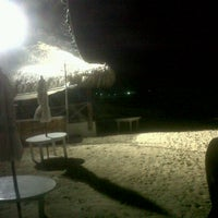 Photo taken at Palma's Sand Sea Food Restaurant by Zasa D. on 3/23/2012