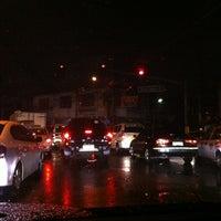 Photo taken at Pablo Ocampo Sr. Avenue by Jerome T. on 5/4/2012