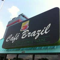 Photo taken at Cafe Brazil by Douglas on 8/28/2012