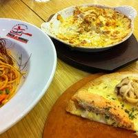 Photo taken at Pasta de Waraku by Tan . on 7/6/2012