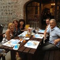 Photo taken at Castello di Valbona by Giuseppe B. on 7/15/2012