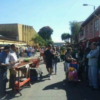 Photo taken at Feria del Agricultor by Chepe C. on 12/10/2011