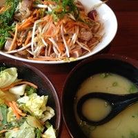Photo taken at Thaifoon Taste of Asia by Karen B. on 3/18/2012